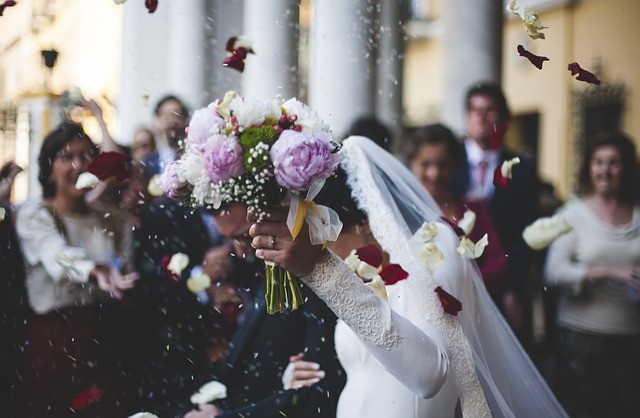 Pautas de protocolo para bodas con encanto